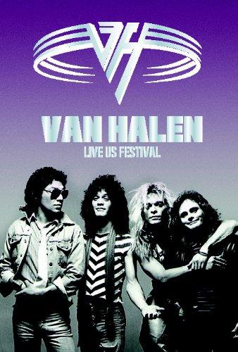Van Halen - Live Us Festival