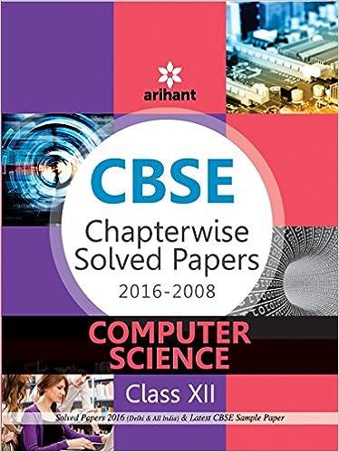 Cbse class 10 computer book 2019 20
