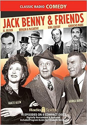 Jack Benny & Friends  - Original Radio Broadcasts
