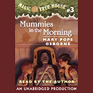 Magic Tree House, Book 3 Audiobook
