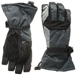 Dakine Men\'s Scout Glove, Carbon, Large