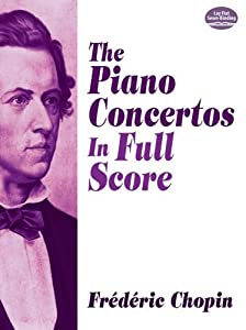The Piano Concertos In Full Score Dover Music Scores from Dover Publications Inc.