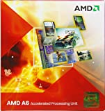 AMD A6-Series APUs A6-3500 TDP 65W 2.1GHz×3 AD3500OJGXBOX