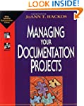 Managing Your Documentation Projects...