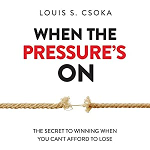 When the Pressure's On Audiobook