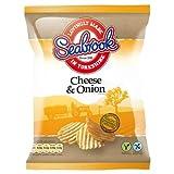 Seabrook Crisp Cheese & Onion (box of 48)
