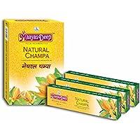 MaayasDeep Natural Champa Incense Sticks-Champa Flower Fragrance-Approx 150 Sticks-(Weight-200 Grams)