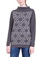 Big Star Jersey Cortte_Sweater (Antracita)