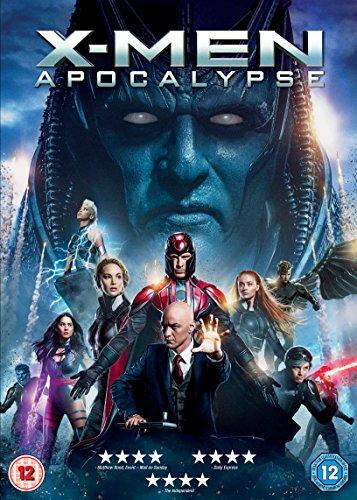 X-Men: Apocalypse [DVD] UK-Import, Sprache-Englisch