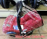 Universal Infant Car Seat Raincover (fits Britax, Maxi Cosi, Graco & many more)