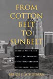 From Cotton Belt to Sunbelt: Federal Policy, Economic Development, and the Transformation of the South 1938–1980 (0822315378) by Schulman, Bruce J.
