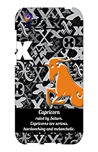 Topcolor Zodiac Printed Back Cover for Vivo Y51 (Multicolor, topvivay510279)