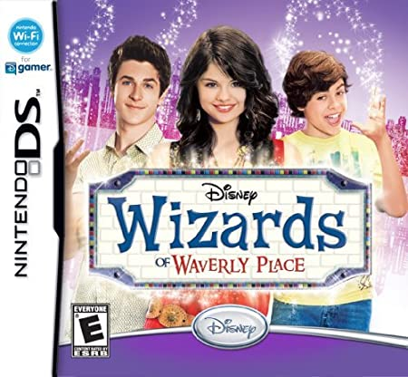 Wizards of Waverly Place - Nintendo DS by Disney Interactive Studios