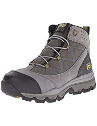 Timberland PRO Women's Rockscape Mid Steel Toe Industrial Hiking Shoe