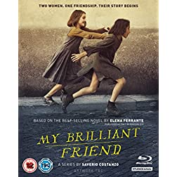 My Brilliant Friend [Blu-ray]