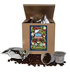 Hawaii Roasters 100% Jamaica Blue Mountain Coffee, Single Serve For Keurig K-Cup Brewers, Medium Roast, 10-Pack from Hawaii Roasters