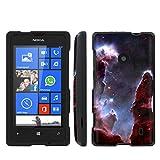 Nokia Lumia 635 Windows Phone Eagle Nebula Slim Guard Protect Artistry Design Case by Mobiflare