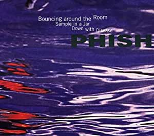 Phish Bouncing Around The Room Sample In A Jar Down Music