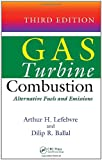 img - for Gas Turbine Combustion: Alternative Fuels and Emissions, Third Edition book / textbook / text book