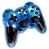 PS3 Rumble Pad Wireless - Blue - Wireless Editionby DreamGEAR