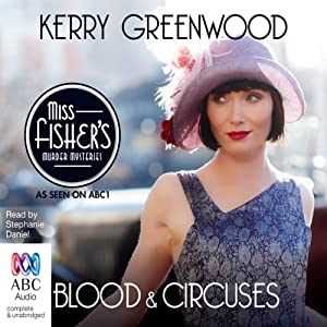 Blood and Circuses Audiobook