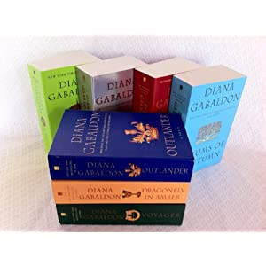 Diana Gabaldon Outlander Series 7-volume Paperback Set: Outlander / Dragonfly in Amber / Voyager / Drums of Autumn / the Fiery Cross / a Breath of Snow and Ashes / an Echo in the Bone [Paperback] (Diana Gabaldon Outlander) (Diana Gabaldon Outlander)