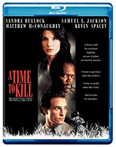 Cover of &quot;A Time to Kill [Blu-ray]&quot;
