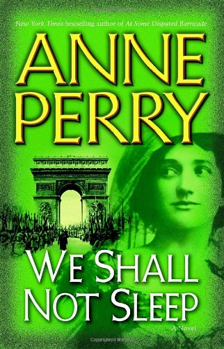 Image of We Shall Not Sleep: A Novel (World War One Novels)