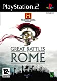 Cheapest Great Battles Of Rome (History Channel) on PlayStation 2