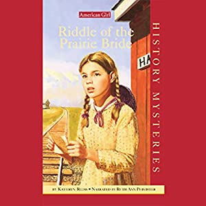 Riddle of the Prairie Bride Audiobook