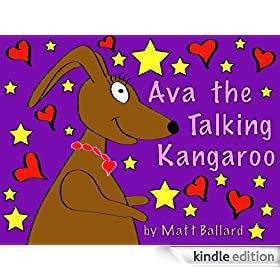 Ava the Talking Kangaroo