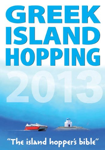Greek Island Hopping 2013
