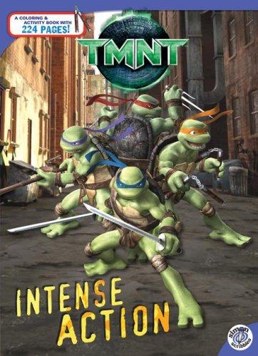 TMNT Intense Action (Teenage Mutant Ninja Turtles)