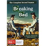 Breaking Bad - Season 2 [AUSTRALIAN IMPORT DVD]