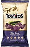 Tostitos Simply Natural Blue Corn Tortilla Chips