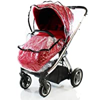 Raincover for Baby Style Oyster Pram Pushchair Rain Cover from Baby Travel