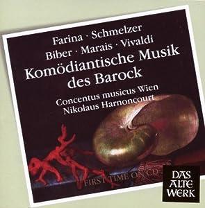 Komodiantische Musik Des Barock
