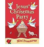 Nicholas Allan [ Jesus' Christmas Party ] [ JESUS' CHRISTMAS PARTY ] BY Allan, Nicholas ( AUTHOR ) Oct-03-1996 Paperback