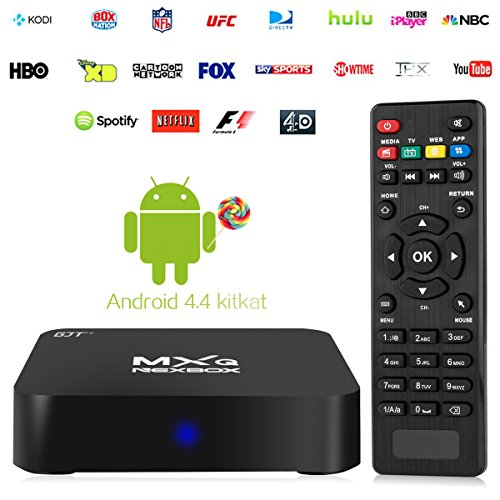 Mxq s805 smart tv box android xbmc quad core 8gb wifi hd 1080p media - Gjt 174 Mxq Nexbox Android 4 4 Tv Box Smart Tv Hd 1080p