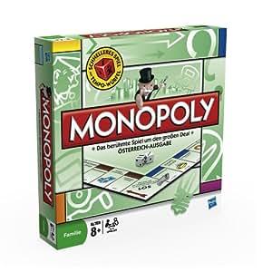 Hasbro 00009E68 - Monopoly Classic  - österreichische Version - Edition 2013