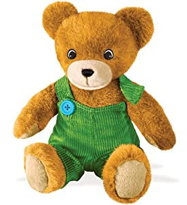 "Corduroy Bear 13"" Soft Toy by Yottoy"