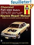 Haynes Chevrolet Full-Size Sedans, 19...