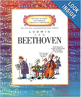 A FANTASTIC book for teaching kids about Beethoven! CC Cycle 2 Week 20