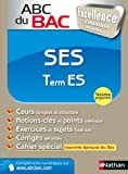 ABC du BAC Excellence SES Term ES