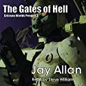 The Gates of Hell: Crimson Worlds Prequel, Book 3 Audiobook by Jay Allan Narrated by Steve Williams