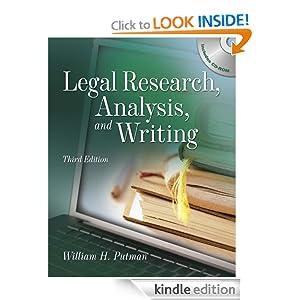 legal writing and analysis scenarios