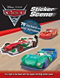 Parragon Books Disney Sticker Scene Cars 2