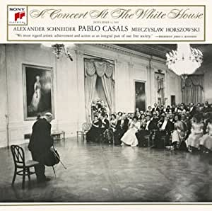 Concert at White House