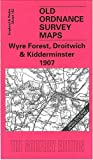 John Boynton Wyre Forest, Droitwich and Kidderminster 1907: One Inch Sheet 182 (Old Ordnance Survey Maps of England & Wales)