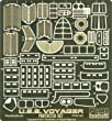 Star Trek USS Voyager Model Kit Photoetch Set